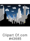 City Clipart #43685 by mheld