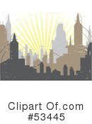 City Clipart #53445 by mheld
