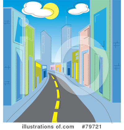 City Clipart #79721 by Rosie Piter