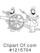 Civil War Clipart #1215704 by djart