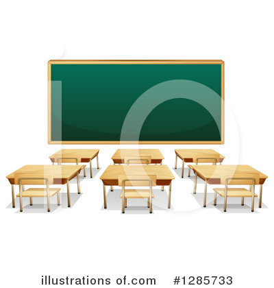 Chalkboard Clipart #1285733 by Graphics RF