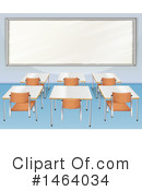Class Room Clipart #1464034 by Graphics RF