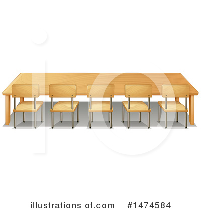 Furniture Clipart #1474584 by Graphics RF