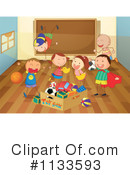Classroom Clipart #1133593 by Graphics RF