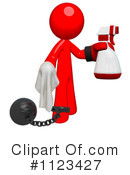 Royalty-Free (RF) Cleaning Clipart Illustration #1123427