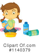 Cleaning Clipart #1140379 by Graphics RF