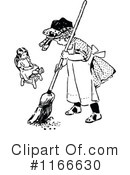 Royalty-Free (RF) Cleaning Clipart Illustration #1166630