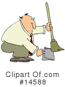 Royalty-Free (RF) Cleaning Clipart Illustration #14588