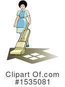 Royalty-Free (RF) Cleaning Clipart Illustration #1535081