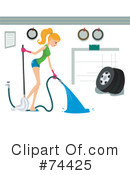 Cleaning Clipart #74425 by BNP Design Studio