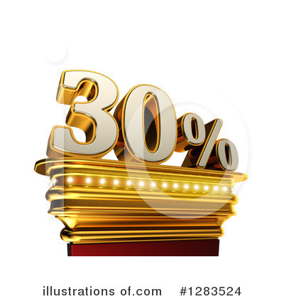 Discount Clipart #1283524 by stockillustrations
