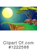 Cliff Clipart #1222588 by Graphics RF