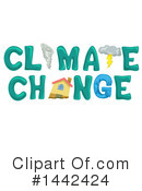 Climate Change Clipart #1442424 by BNP Design Studio
