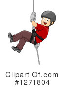 Climbing Clipart #1271804 by BNP Design Studio