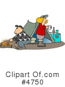 Royalty-Free (RF) Clipart Clipart Illustration #4750