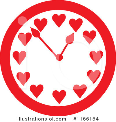 Clock Clipart #1166154 by Johnny Sajem