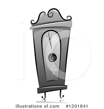 Royalty-Free (RF) Clock Clipart Illustration by BNP Design Studio - Stock Sample #1201841