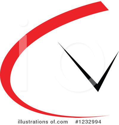 Clock Clipart #1232994 by Vector Tradition SM