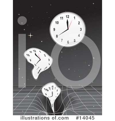 Clock Clipart #14045 by Rasmussen Images