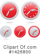 Clock Clipart #1426800 by cidepix