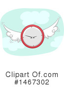 Clock Clipart #1467302 by BNP Design Studio
