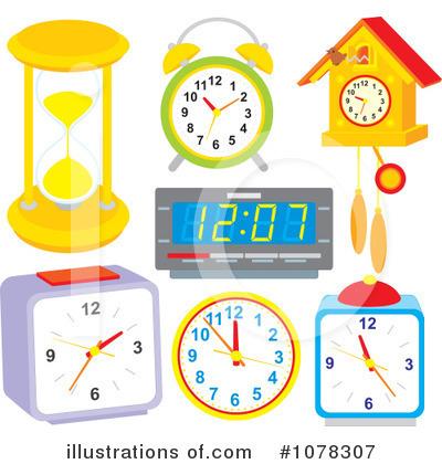 Clocks Clipart 1078307