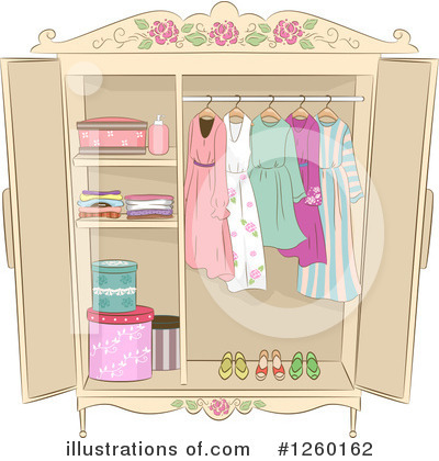 Shabby Chic Clipart #1260162 by BNP Design Studio