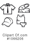 Clothes Clipart #1066206 by Vector Tradition SM