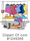 Clothes Clipart #1249366 by BNP Design Studio