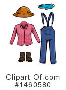 Clothes Clipart #1460580 by BNP Design Studio