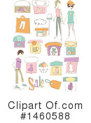 Clothes Clipart #1460588 by BNP Design Studio
