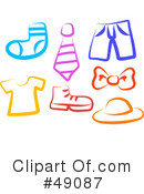 Clothes Clipart #49087