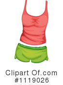 Clothing Clipart #1119026 by Graphics RF