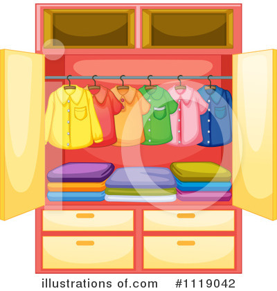 Laundry Clipart #1119042 by Graphics RF