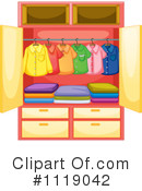 Royalty-Free (RF) Clothing Clipart Illustration #1119042