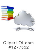 Cloud Character Clipart #1277652 by Julos