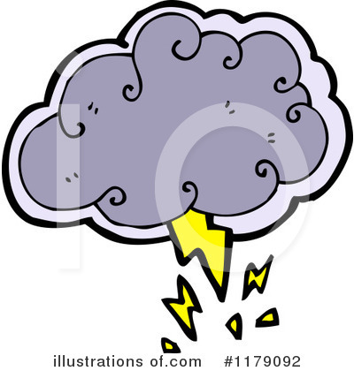 Lightning Clipart #1179092 by lineartestpilot
