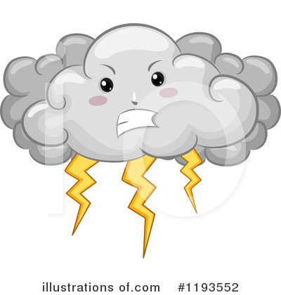 Weather Clipart #1193552 by BNP Design Studio
