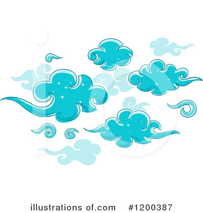 Sky Clipart #1200387 by BNP Design Studio