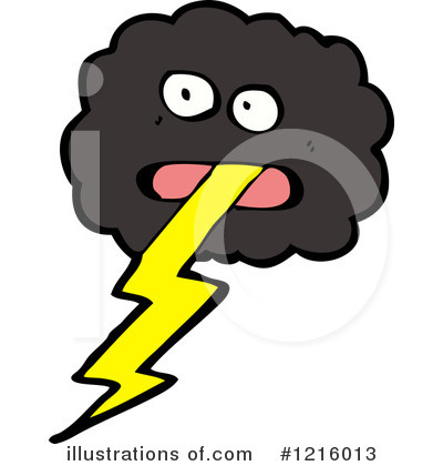 Lightning Clipart #1216013 by lineartestpilot