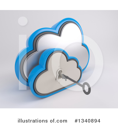 The Cloud Clipart #1340894 by KJ Pargeter