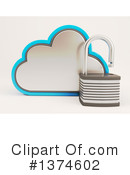 Cloud Clipart #1374602 by KJ Pargeter
