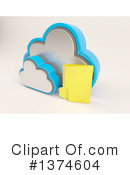 Cloud Clipart #1374604 by KJ Pargeter