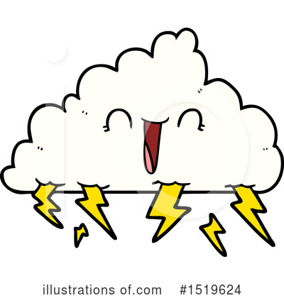 Lightning Clipart #1519624 by lineartestpilot