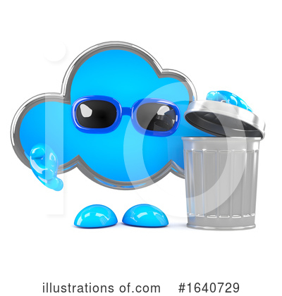 Royalty-Free (RF) Cloud Clipart Illustration by Steve Young - Stock Sample #1640729