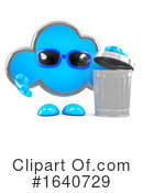 Cloud Clipart #1640729 by Steve Young