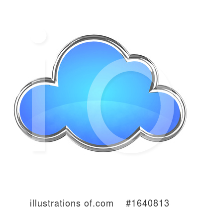Royalty-Free (RF) Cloud Clipart Illustration by Steve Young - Stock Sample #1640813