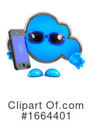 Cloud Clipart #1664401 by Steve Young