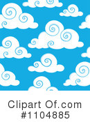 Clouds Clipart #1104885 by visekart