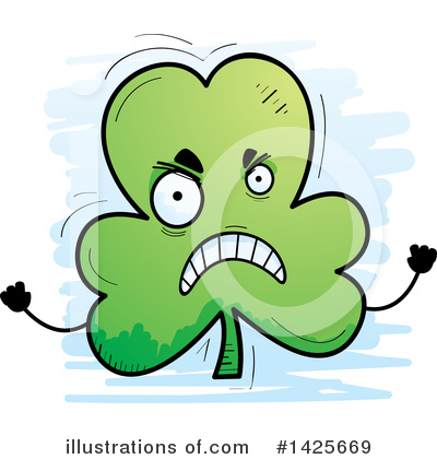 St Patricks Day Clipart #1425669 by Cory Thoman
